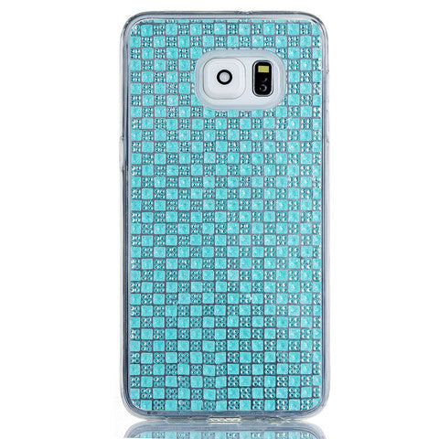 TPU Scrub Drill Case Case For Samsung Galaxy S6edge plus - CELLRIZON