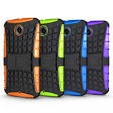 Hybrid Armor Case for Google Nexus 6 - CELLRIZON