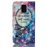 Dream Stand imitation Leather Case For Samsung S5 - CELLRIZON
