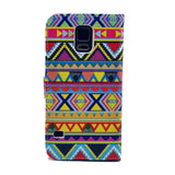 Blog Stand Faux Leather Case for Samsung S5 - CELLRIZON