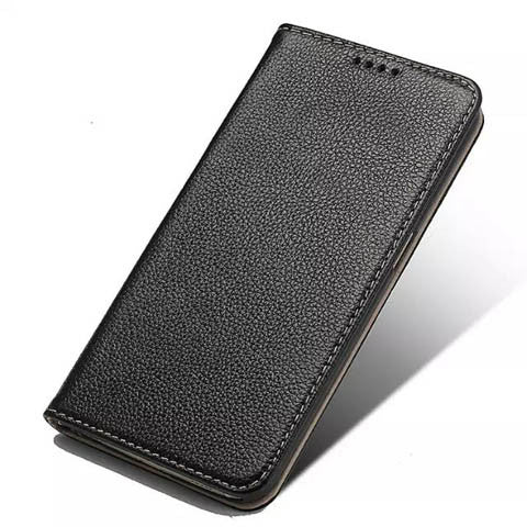 Lychee Leather Casual Leather Case For Samsung Galaxy S6 - CELLRIZON