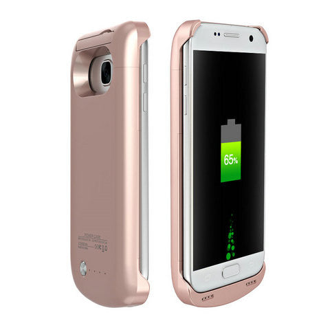 4200mAh Battery Case For Samsung Galaxy S7 - CELLRIZON