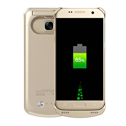 Clearance 4200mAh Battery Case For Samsung Galaxy S7