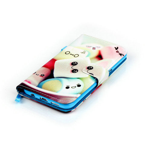 Cotton Candy 2 Card Slot Case For Samsung Galaxy S7 edge/S7 - CELLRIZON