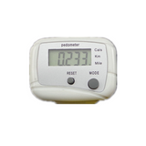 Black LCD Step Calorie Counter Sport Pedometer - Rama Deals - 6