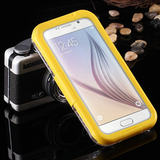 Waterproof/Shockproof/Dustproof Samsung Galaxy S6/S6 EDGE Case - CELLRIZON  - 6