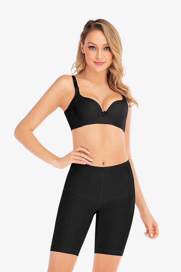 Abdomen Contouring Waist Control and Hip Lift Shaping Pants