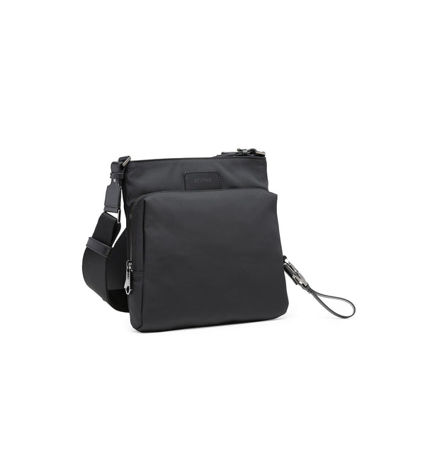 CREMONA TECHNICAL FABRIC SHOULDER BAG (MEN)