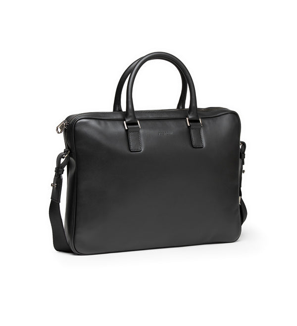 ASSISI LEATHER BRIEFCASE (MEN)