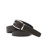 REVERSIBLE LEATHER BELT (MEN)