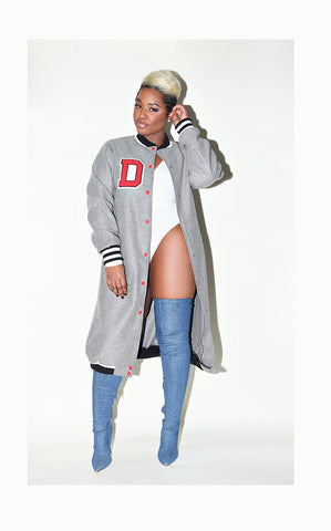 The Duster Bomber Jacket