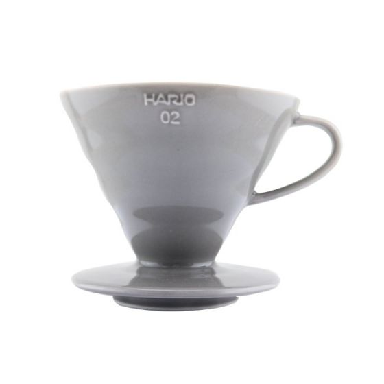 V60 Ceramic Dripper - Grey