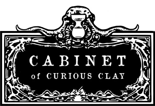 Cabinet of Curious Clay