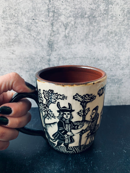 Wicked Exchange Mug