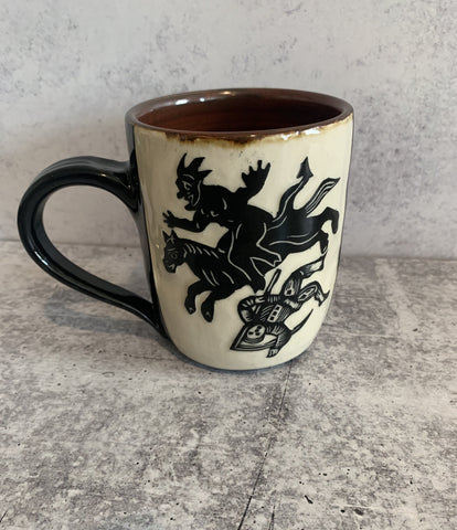 There's No More Room in Hell Mug