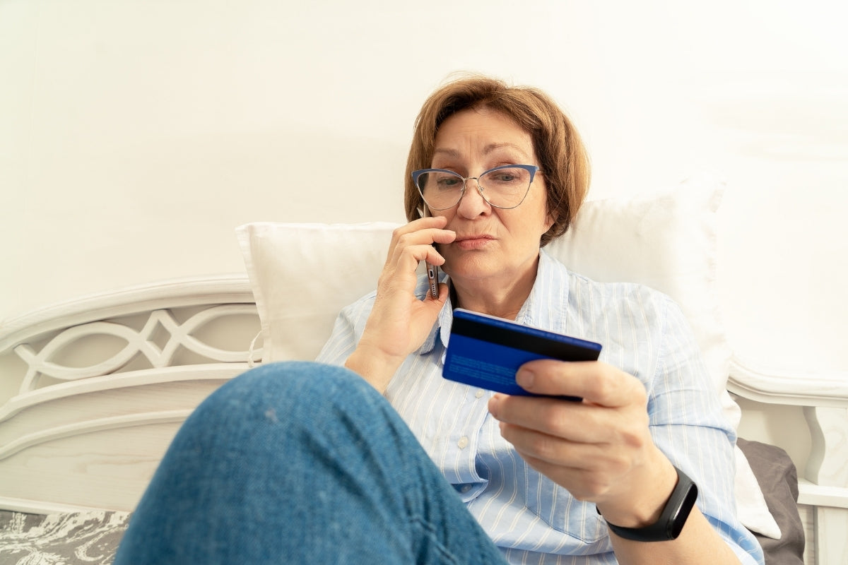 Protect your seniors from scams
