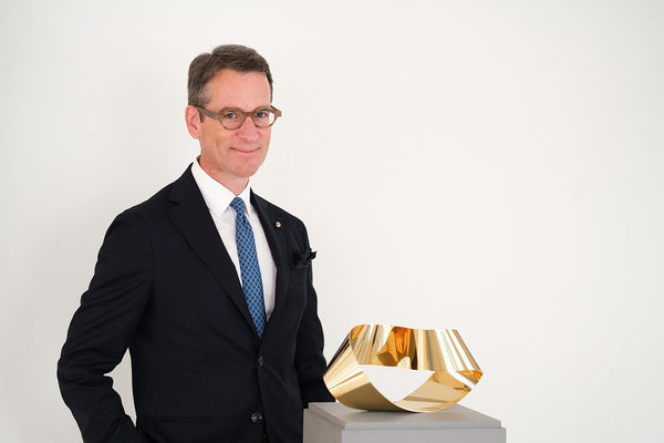 Dirk Boll, President of Christie's Europe & UK, Middle East & Africa