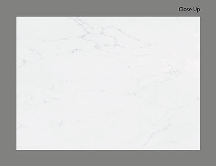 AQ CALACATTA COLORADO QUARTZ POLISHED 3/4
