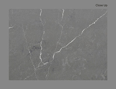 AQ GREY STONE QUARTZ POLISHED 3/4