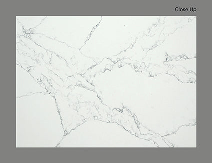AQ STATUARIO FANTASTICO QUARTZ POLISHED 3/4