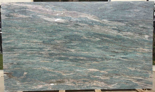 GRANITE JERIBA BLUE POLISHED 3/4
