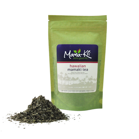 Hawaiian Mamaki Herbal Tisane