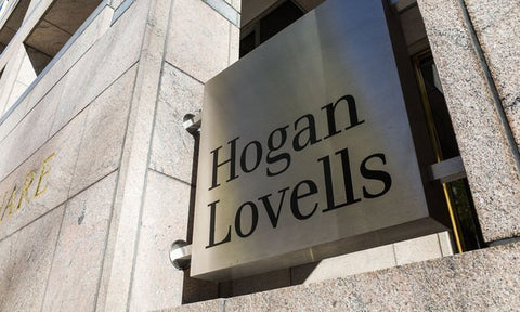 Hogan Lovells office in Miami Florida the best law firms in Florida list outside their building