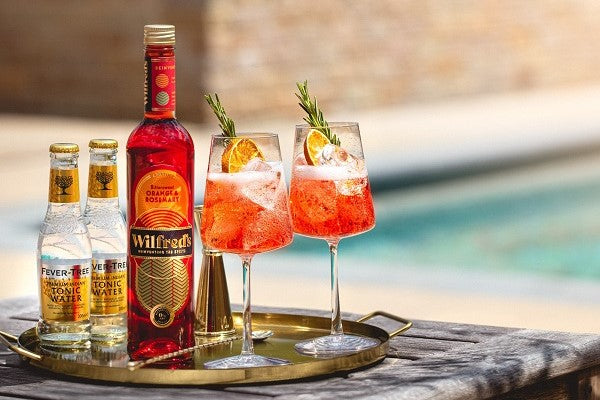 Wilfred's Alcohol Free Orange & Rosemary Spritz