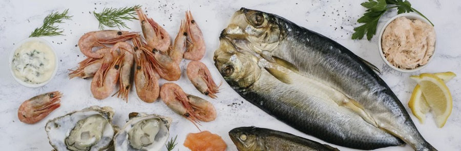 Smoked Fish from Pinney's of Orford available on Barbury Hill