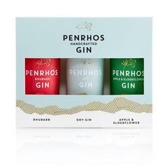 Penrhos Miniature Gin Gift Pack available on Barbury Hill