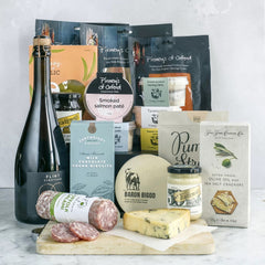 Luxury Picnic Hamper by Pinney's of Orford available on Barbury Hill