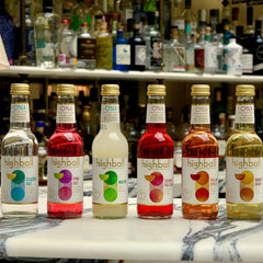 Alcohol free cocktails from Highball