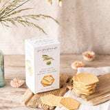 The Fine Cheese Co. Olive Oil and Sea Salt Crackers