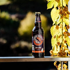 Budding, Stroud Brewery, available on Barbury Hill