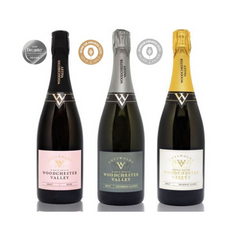 Woodchester English Sparkling, available on Barbury Hill