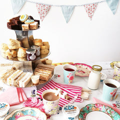 Classic Afternoon Tea - Barbury Hill