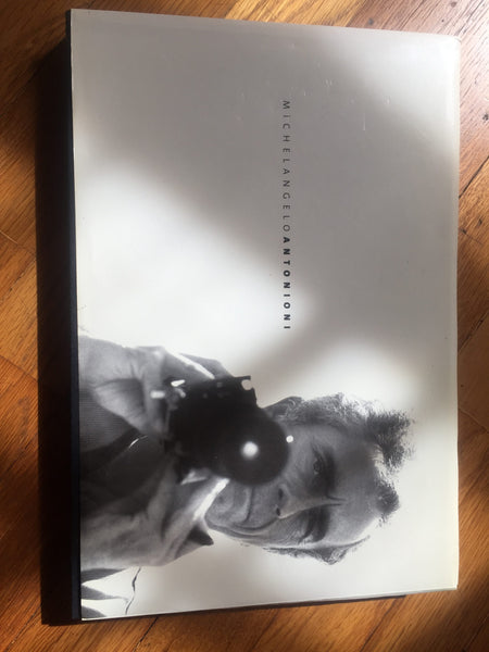 VINTAGE ANTONIONI HARDCOVER BOOK