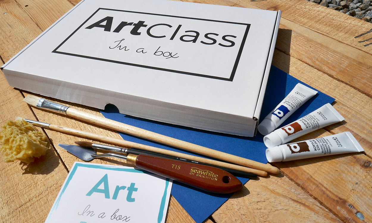 Art In A Box Shipping Information
