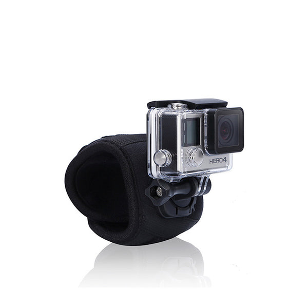 360° Swivel Wrist Strap Mount