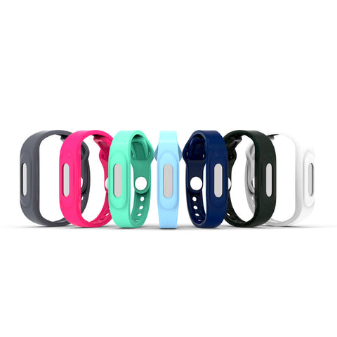 Accessory Wristband for Xiaomi MiBand Activity and Sleep Tracker