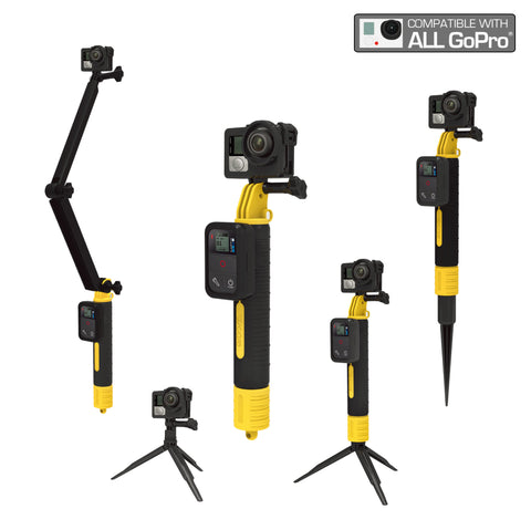 OceanPole GoPro Floating Extension Pole (Pro Edition)