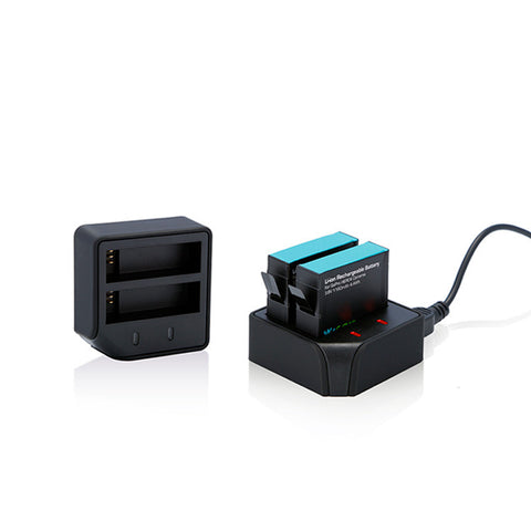 Dual Battery Charger for GoPro HERO4