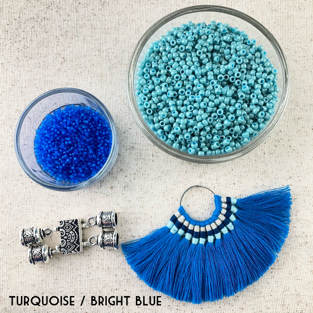 Fanfare Kumihimo Necklace Kit