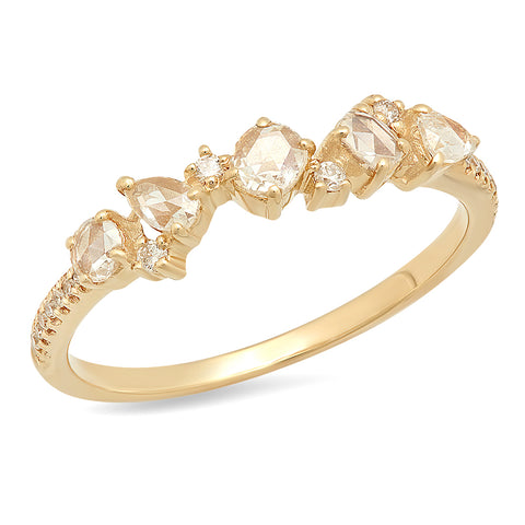 Asymmetric Diamonds Band
