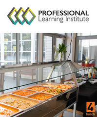5. Professional Learning Institute Onsite Catering