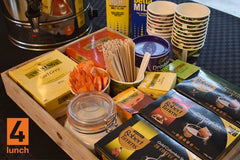 Hot Drinks Package - per-head order