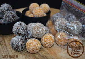 Mixed Bag Bliss Balls 3 varieties 15-pack (GF, Vegan)