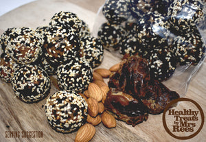 Salted Caramel Bliss Balls 15-pack (GF, Vegan)