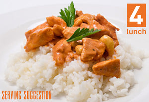 Butter Chicken 1lt or 500ml tub (GF)