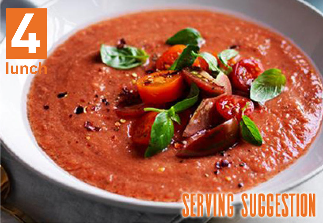 Soup Roast Tomato 1lt or 500ml tub  (GF, VEGAN)